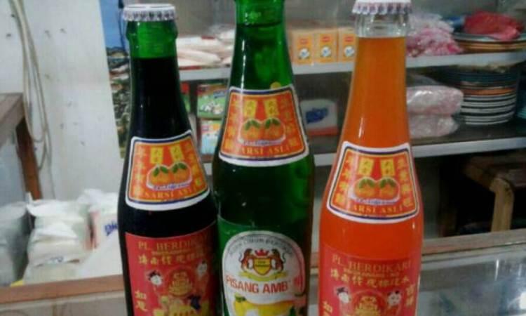 Minuman Limun Sarsi