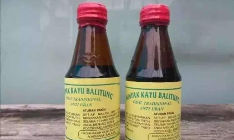 Minyak Kayu Balitang