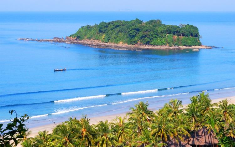 Pantai Ngwe Saung