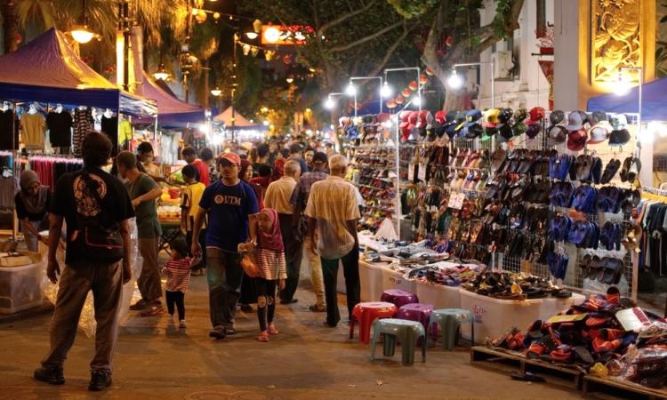 Pasar Malam Johor Bahru (Night Market Johor Bahru)