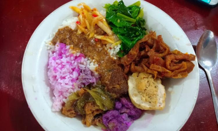 RM Vegetarian Diet Sehat