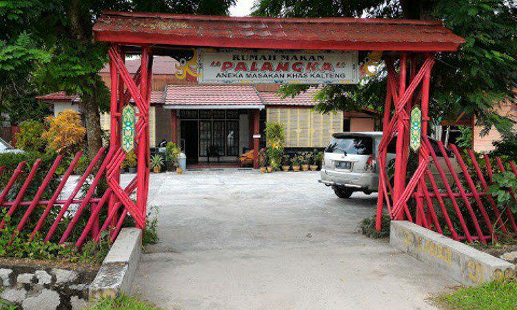 Rumah Makan Palangka