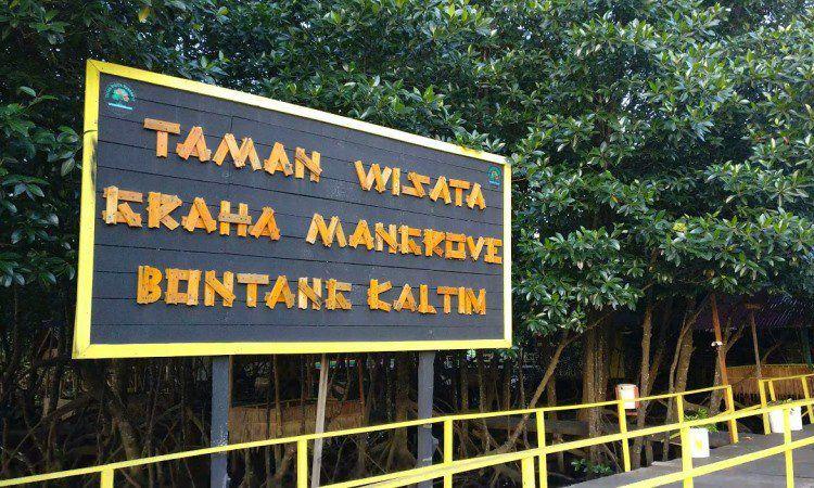 Taman Wisata Graha Mangrove