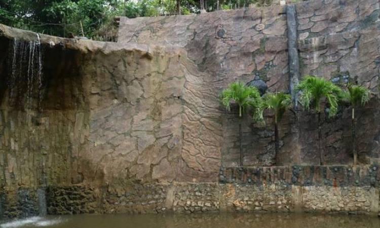 Wisata Air Terjun Karungan