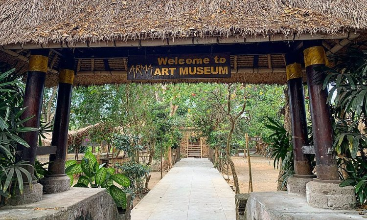 Agung Rai Museum of Art (ARMA)
