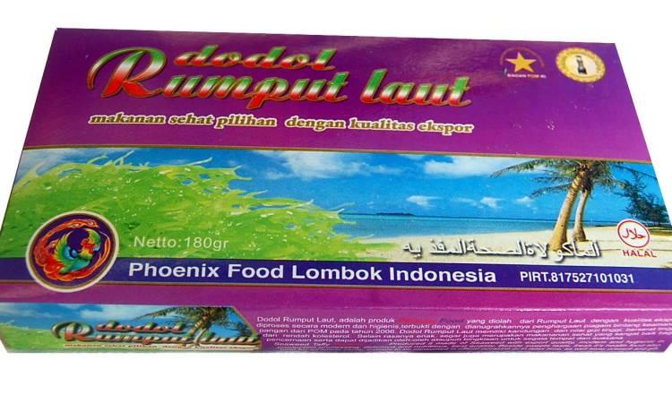 Dodol Rumput Laut