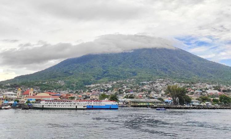 Gunung Gamalama