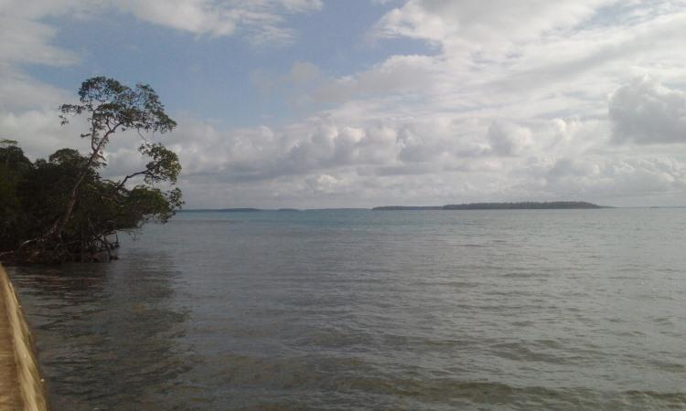 Pantai Saoka