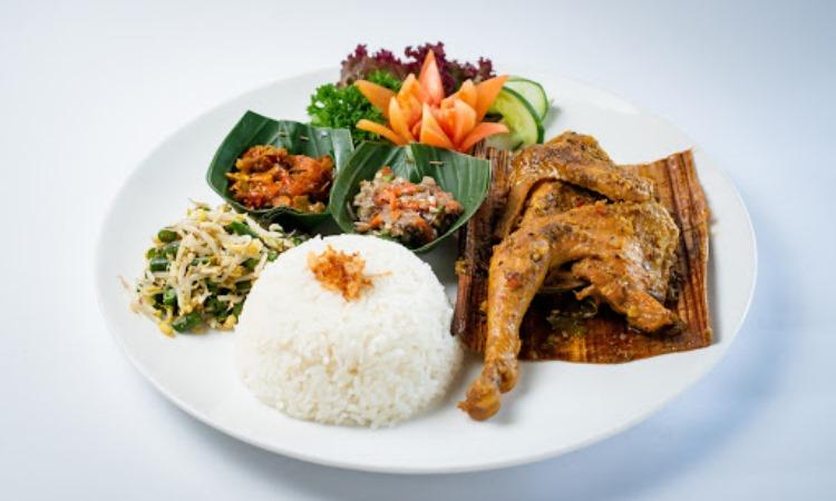 Restoran Bebek Tepi Sawah Ubud