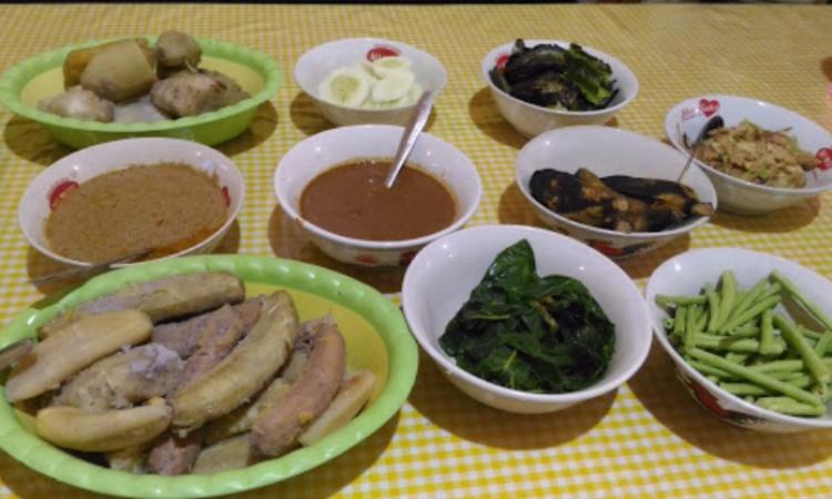 Rumah Makan Popeda Gamalama