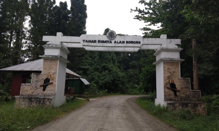 Taman Wisata Alam Sorong Sorong