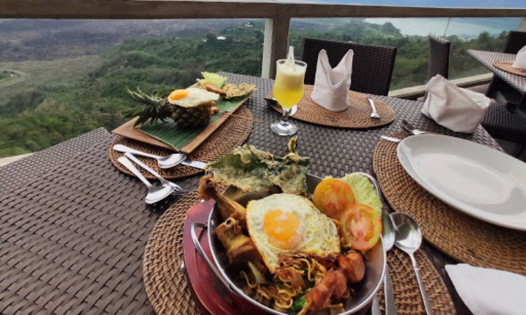 The Amora Bali Restaurant