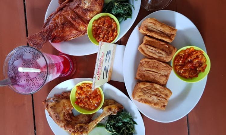Ayam Geprek Sako