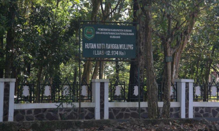 Hutan Kota Ranggawulung