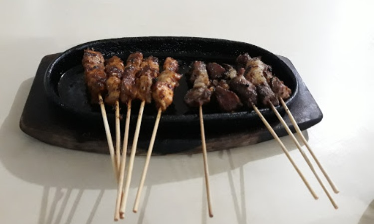Sate Iting