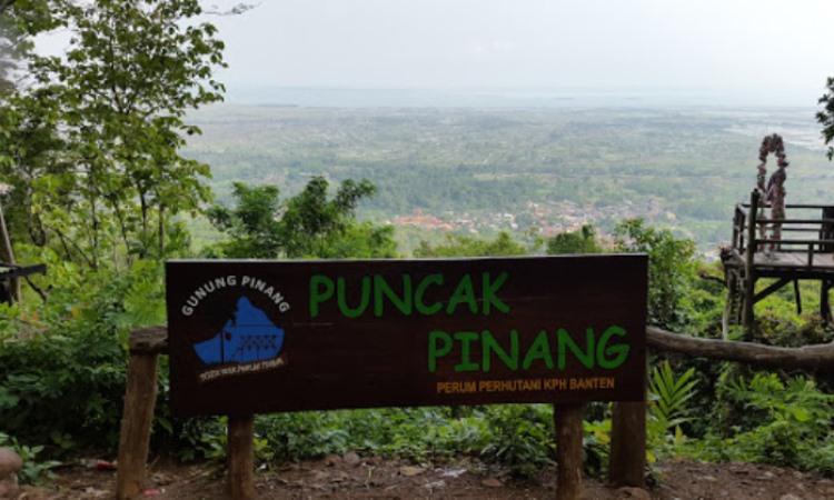 Wisata Alam Gunung Pinang
