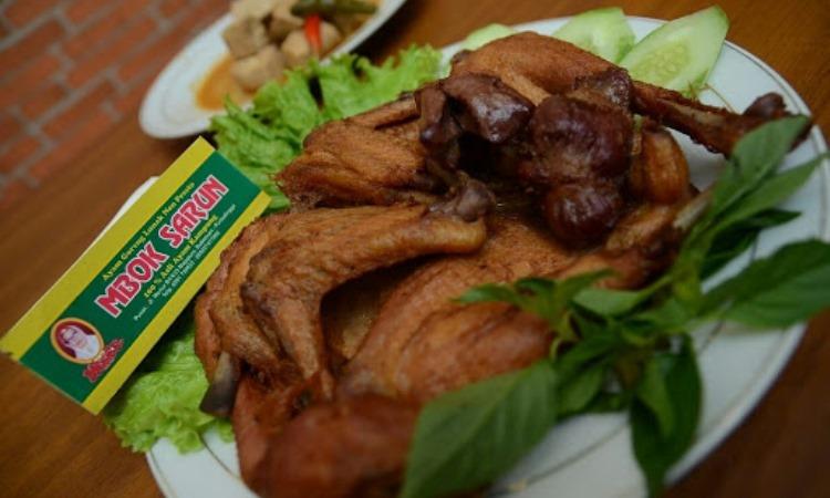 Ayam Goreng Mbok Sarun