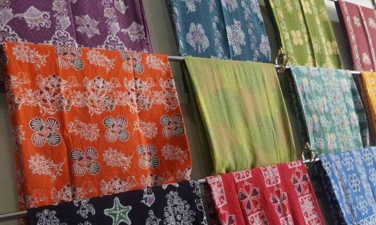 Batik Gonggong Bintan