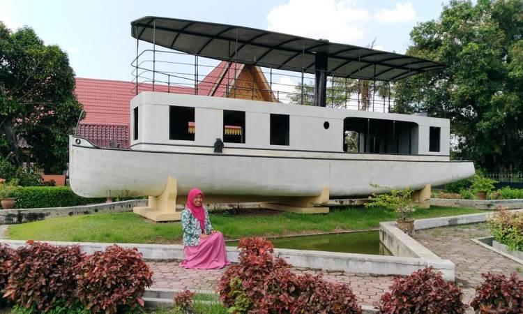 Kapal Kato Kesultanan Siak