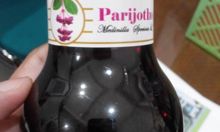 Sirup Parijoto