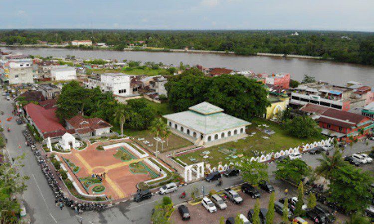 Taman Kota Siak Indrapura