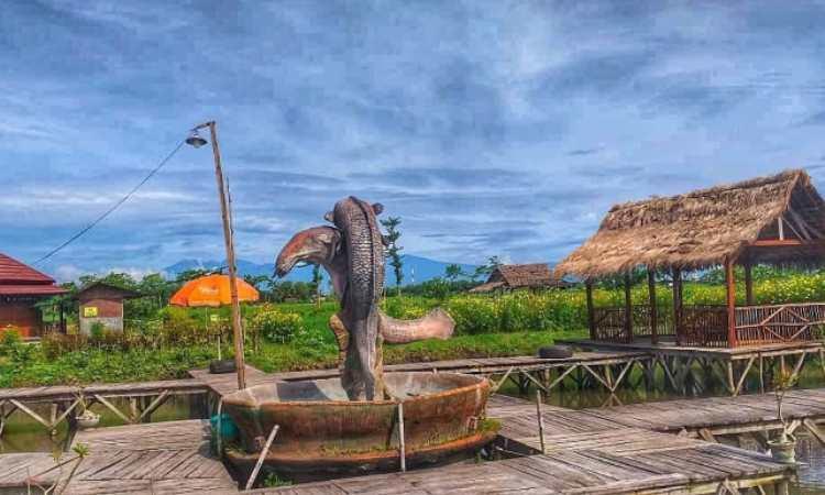 Taman Ponggok Banjarsari