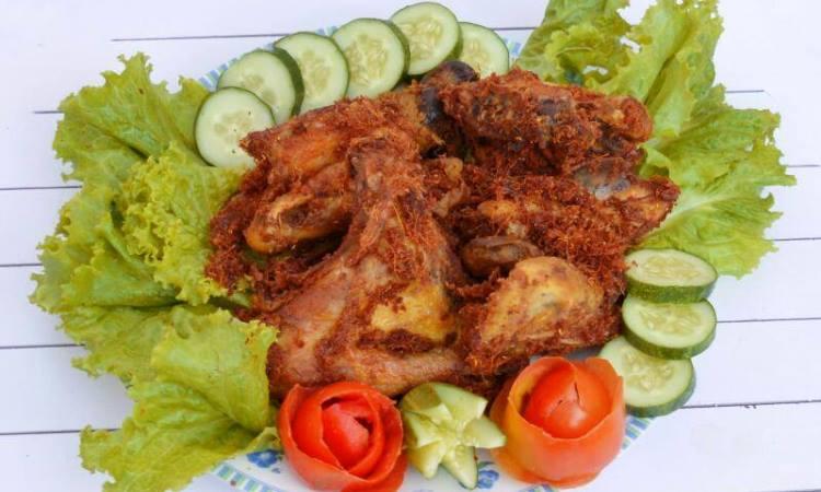 Ayam Es Bening Mbah Sendur
