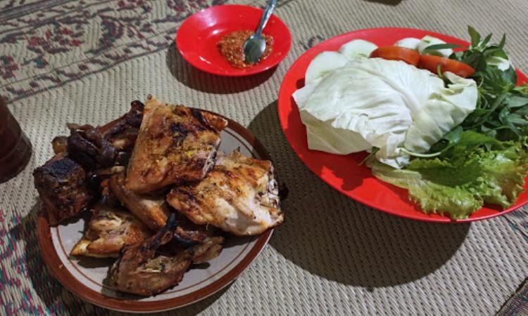 Ayam Panggang Gandu Bu Setu
