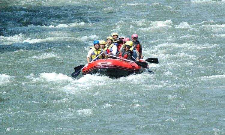 Arung Jeram Sungai Enim