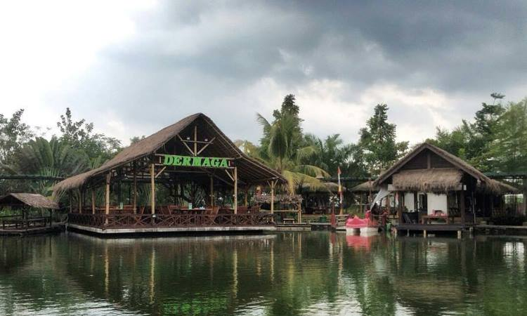 Danau Tengah Sawah