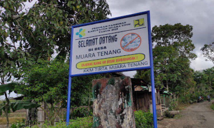 Desa Wisata Muara Tenang