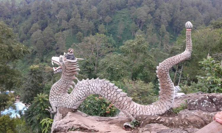 Wisata Watu Jonggol