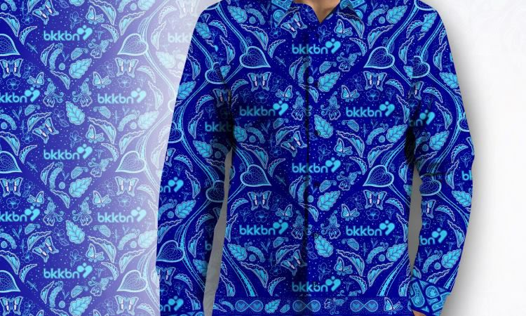 Batik Kupu-Kupu Maros