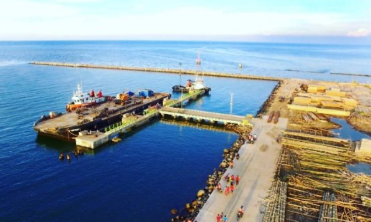 Pantai Pelabuhan Perikanan