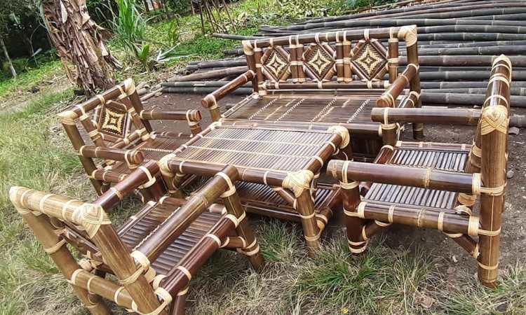 Kerajinan Bambu Binjai