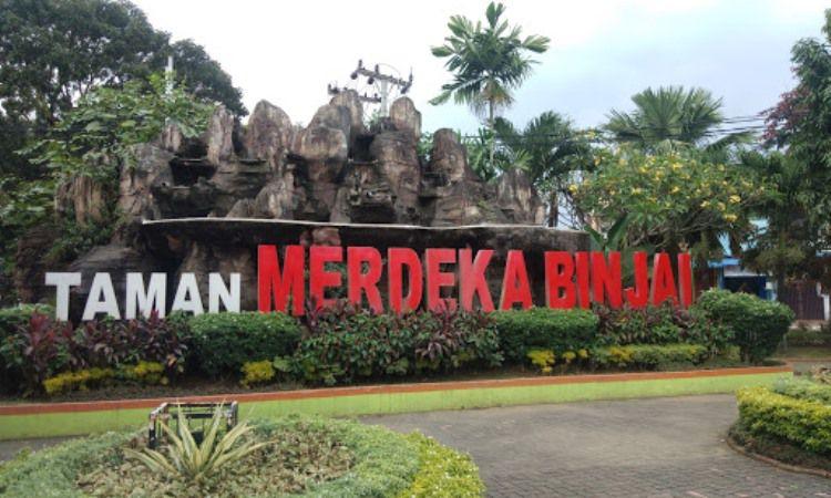 Taman Merdeka Binjai