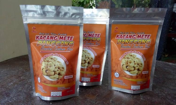 Kacang Mete Lombok
