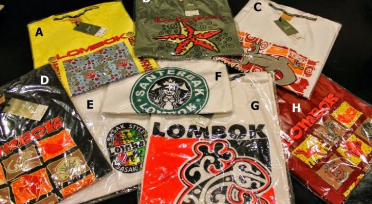 10 Oleh-Oleh Khas Lombok Utara yang Paling Populer