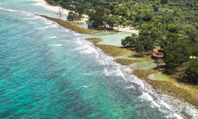 Pantai Lhok Mee, Aceh Besar
