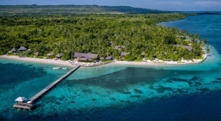 25 Pantai Pasir Putih Eksotis di Indonesia