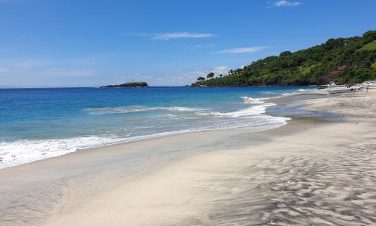 Pantai Pasir Putih, Karangasem Bali