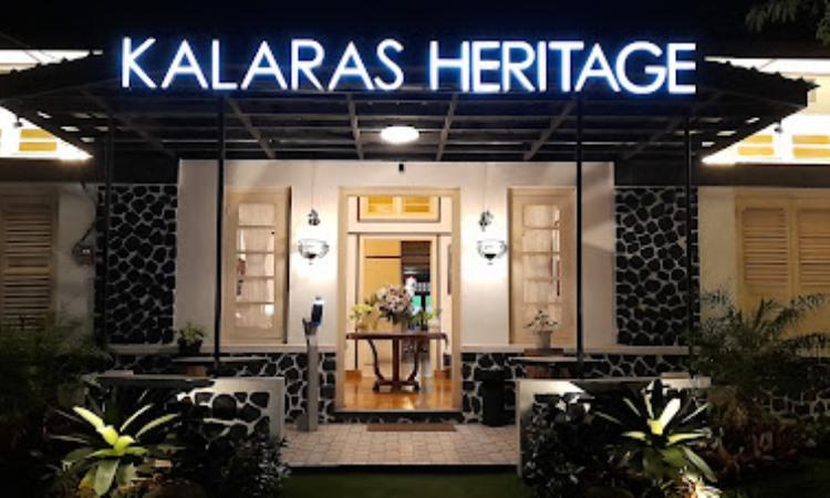 Cafe Kalaras Heritage