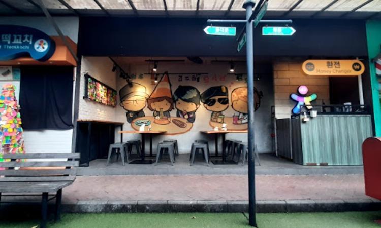 Chingu Cafe