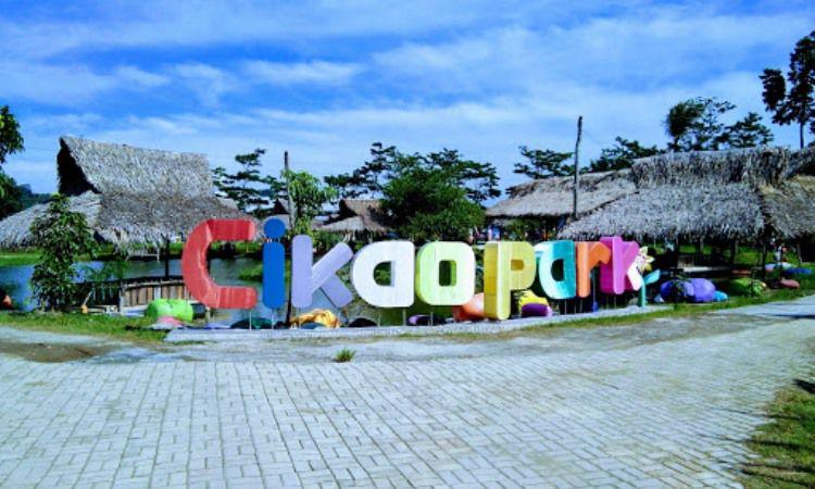Harga Tiket Cikao Park