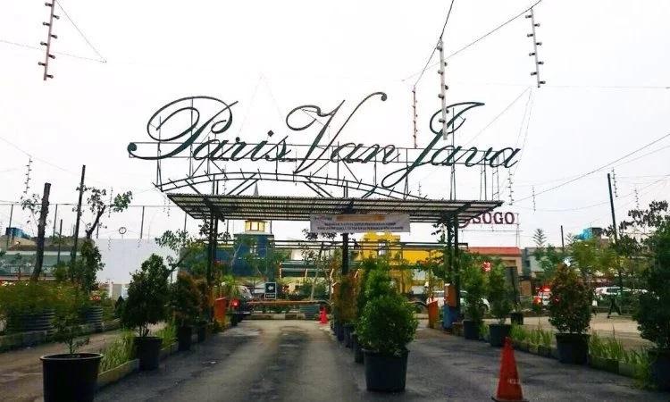 Paris Van Java