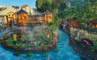 15 Taman Cantik di Bandung yang Cocok untuk Bersantai