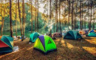 15 Tempat Camping di Bandung yang Paling Hits