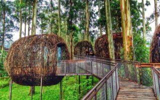 22 Tempat Wisata Alam di Bandung Terbaru, Terindah & Paling Hits