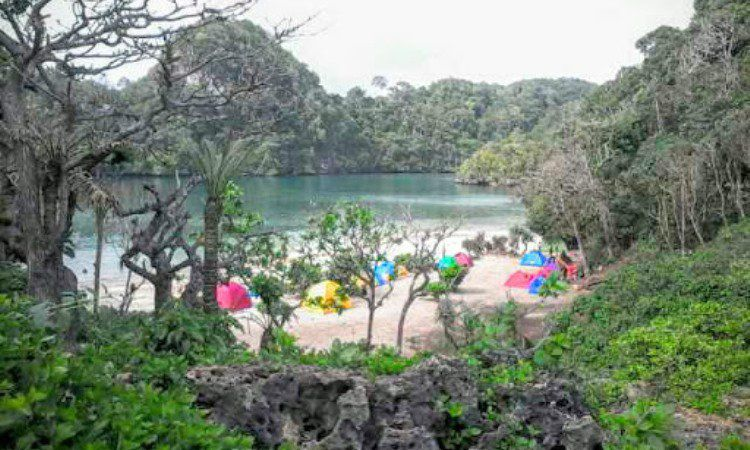 Aktivitas Menarik di Pulau Sempu 2