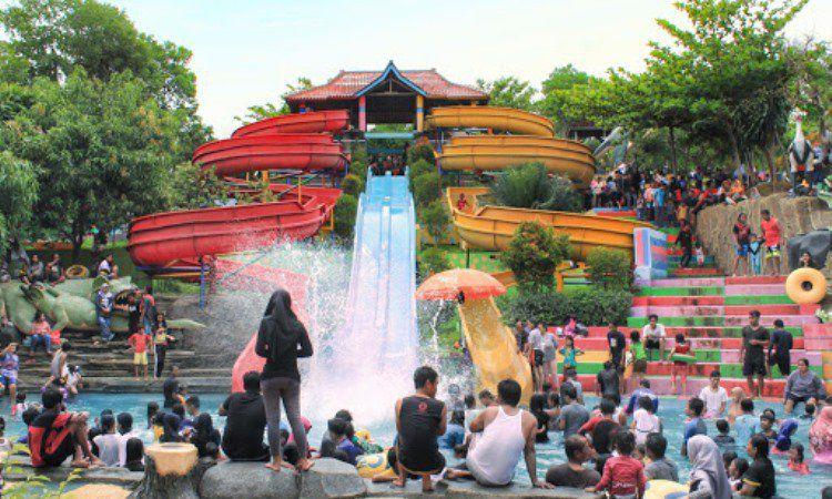 Aktivitas yang Menarik Jembar Waterpark